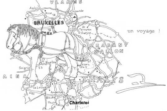 Corps & Anticorps – projet territoire à Charleroi